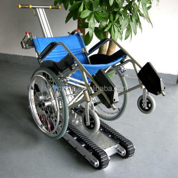 folding lightweight small robot wheelchair rubber track : wheel chair with tracks - Cheerinfomania.Com