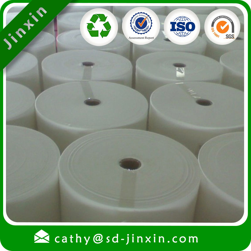 Biodegradable10-320cm colorful eco-friendly 100% pp spunbonded nonwoven fabric in big rolls
