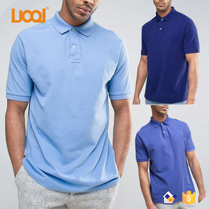 2418e22ab Custom Dry Fit 100% Polyester Spandex Mens Polo Golf Shirts Wholesale Cheap  Black Polo T
