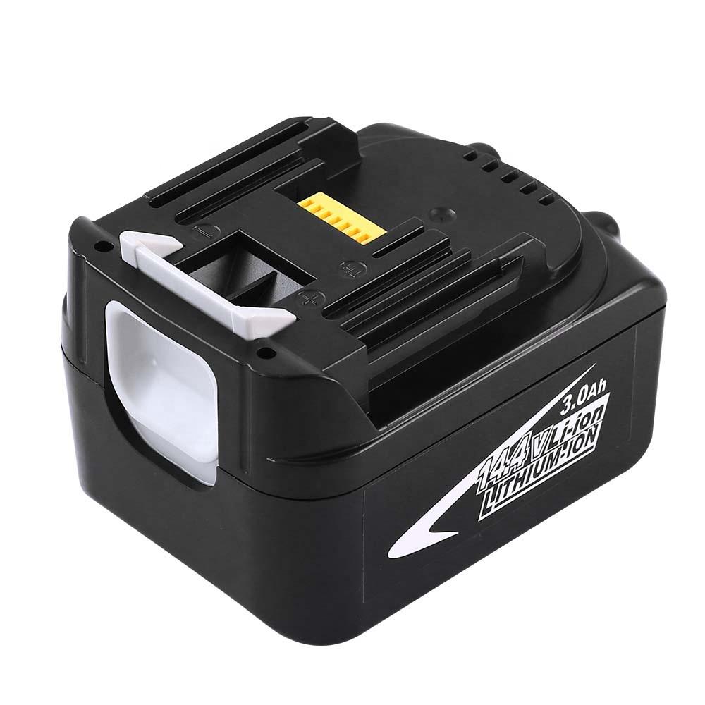 14.4V 2.0Ah Li-ion Batterie pour Makita BL1430 BL1415 194066-1 194065-3 Kit