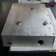 According you 3D drawing Or 2D drawing fabrication aluminum case cnc
