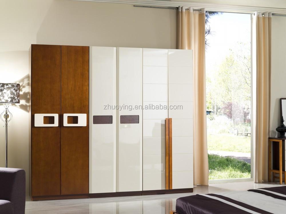 Kast houten kast met spiegel kast ontwerpen voor slaapkamer buy