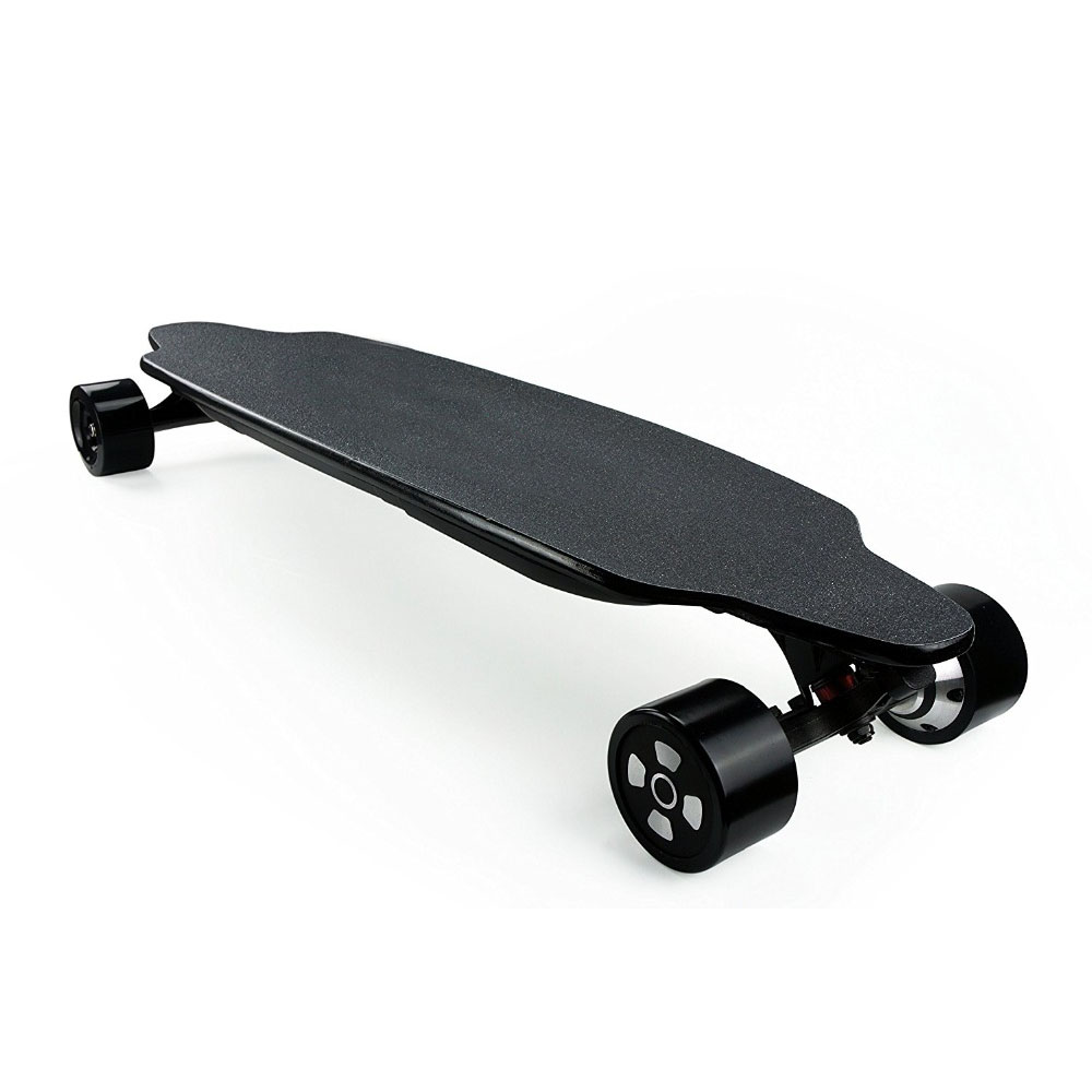 USA STOCK wholesale Electric Skateboard,6.6AH LG Battery, Dual-Motor 1000W, Max 40 KPH,9 Layers Maple with Remote Control