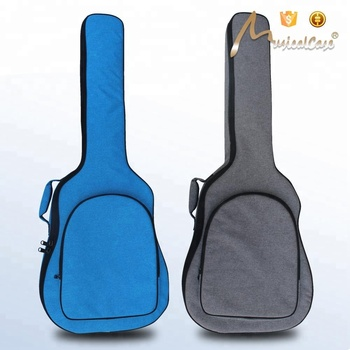 Multi Cotton and Linen Fabric made Acoustic/Electric/Bass/ Jumbo Guitar Bag Guitar Gig Bag MCC-B22