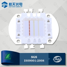 Factory direct sell Super bright Epistar Bridgelux RGB 30w Led chip