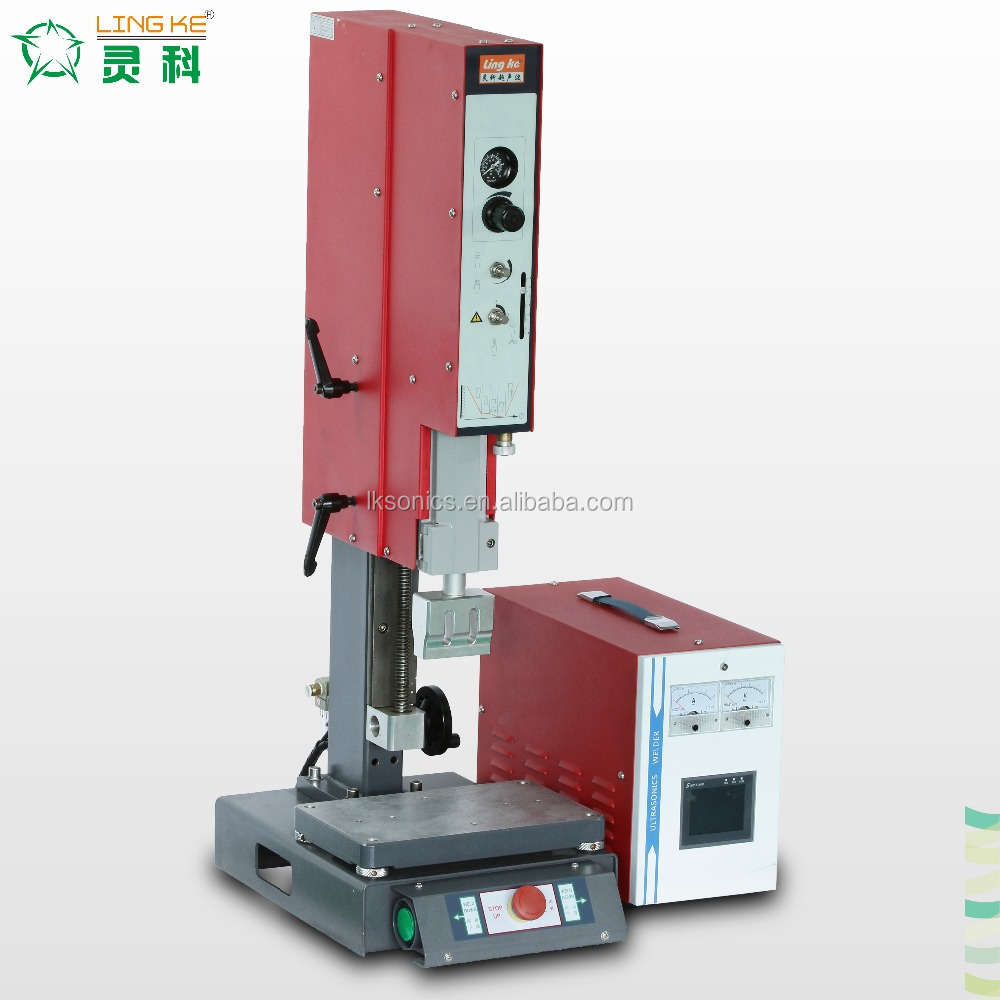 Ultrasonic welding machine/horn/transducers