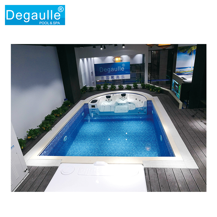 Degaulle Movable Endless Swimming Pool Current Wave Making Machine For  Pools - Buy Wave Making Machine For Pools,Swimming Pool Current  Machine,Endless ...