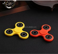 New products 2017 innovative product Wholesale Focus toys EDC fidget spinner toy, copper hand finger spinner,Custom logo