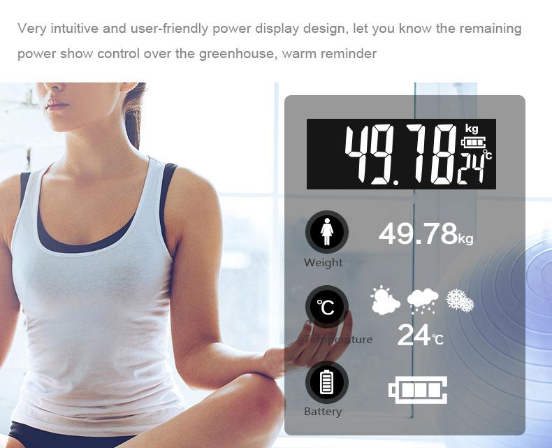 2020 paling Populer Rumah Tangga Kamar Mandi Bluetooth Wifi 180 Kg Analitik Skala Tubuh Lemak Skala Pintar