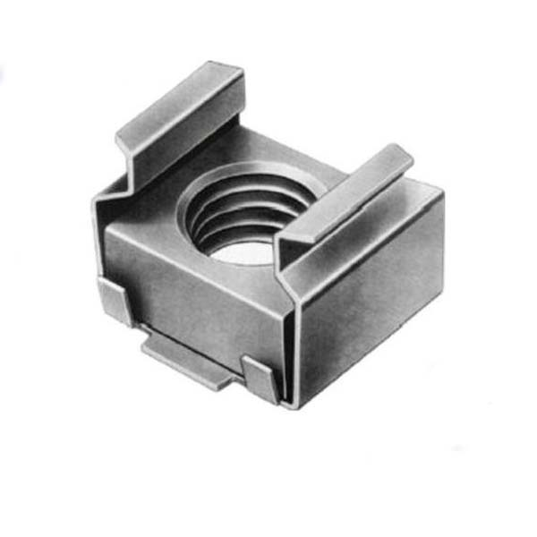 M5 Mounting Cage Nuts for Server Rack /& Cabinet KRI M5 Cage Nuts 50 Pack