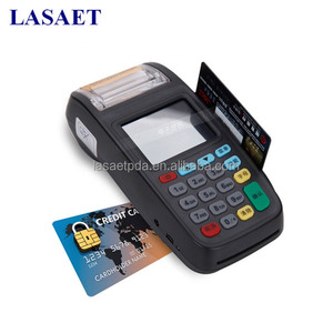 NEW8210 Linux mobile payment pos terminal with magnetic card reader,mobile printer