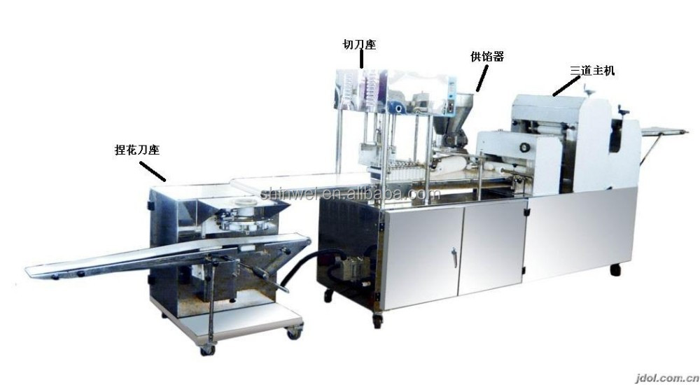 automatic toast bread production line for bread making or sliced bread