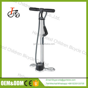 High bicycle pumps/cheap mini floor pump portable/bicycle air pump for bicycle
