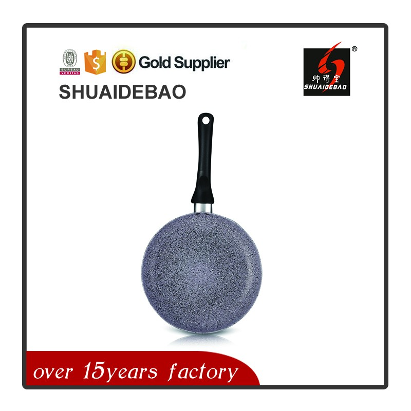 China cheap frying pans for induction hobs