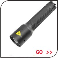 Deep 50M 2pc 18650 battery magnetically controlled switch 5 mode CREE XM-L2 led torch led diving flashlight