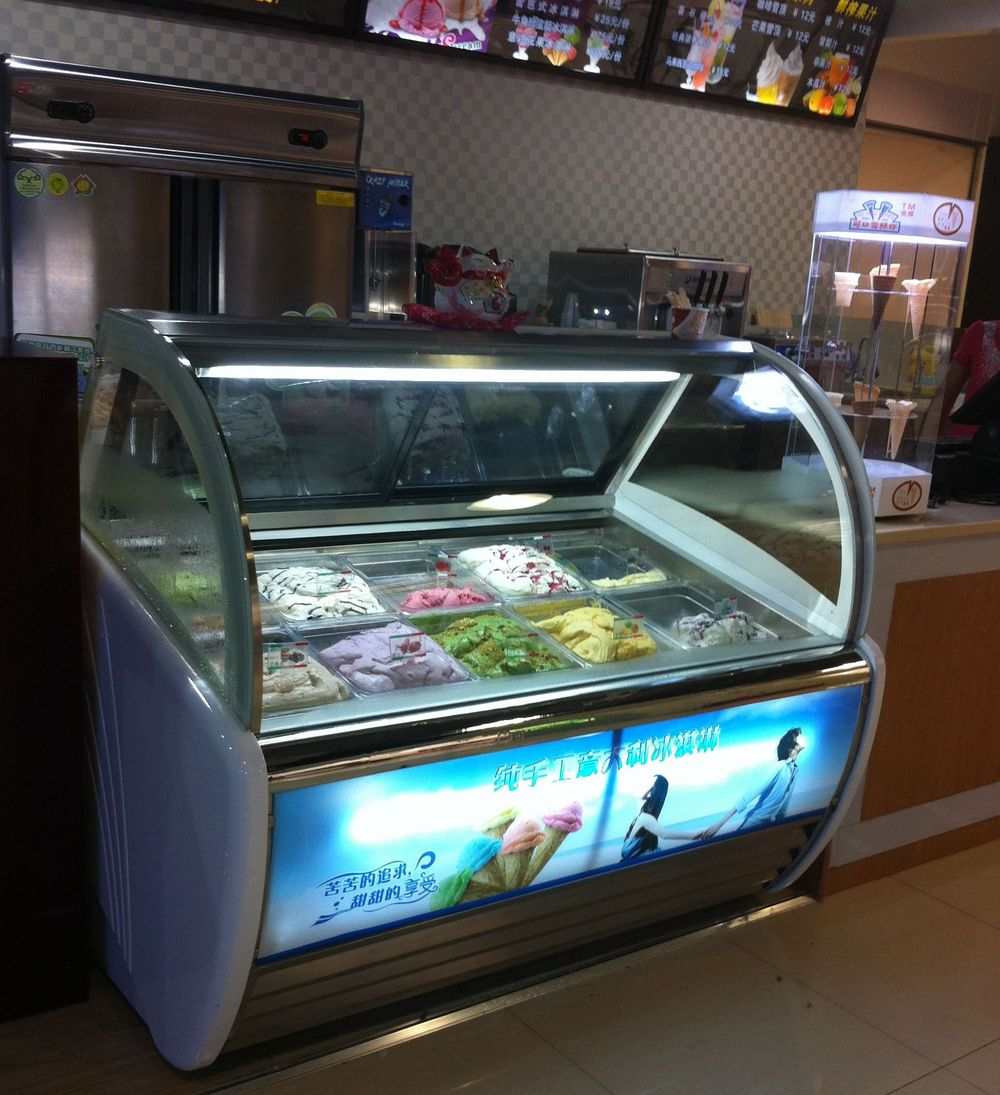 Ice Cream Freezer in 360 Research Reports