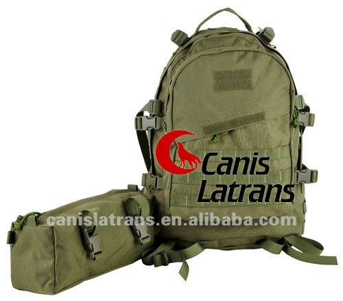 military backpack molle/ tactical range bag