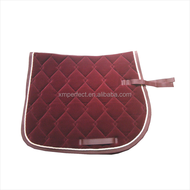 Factory Directly Horse Equipment Jumping Saddle Pads