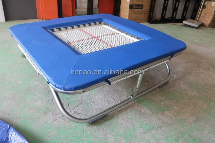 Gt005 Mini Trampoline For Gymnastics Trampoline Parts For