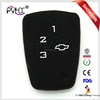 3 button key car silicone covers for chevrolet silicone key case for chevrolet key shell
