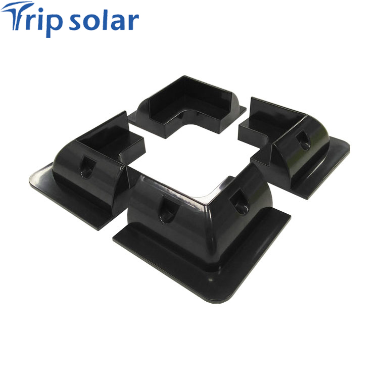 ABS Solar Mounting Bracket for RV/Caravan/Yacht