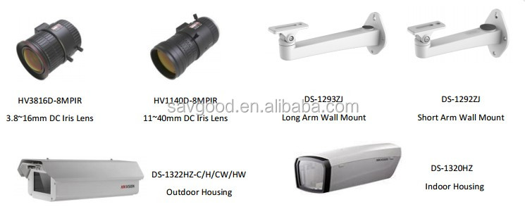 DS-2CD6026FHWD-A 2MP Darkfighter Ultra Low Light Smart IP Camera
