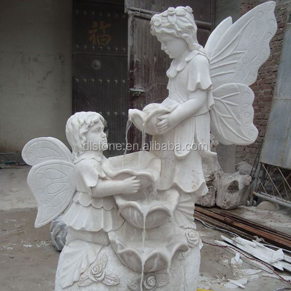 Top Sell China Fountain Marble Statue
