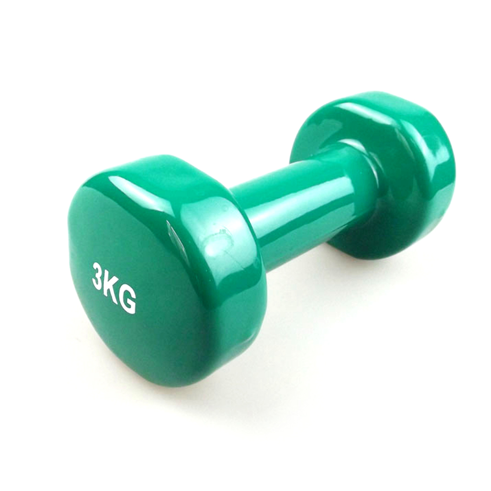 Wholesale <strong>Weight</strong> Lifting 3KG Vinyl Dumbbell