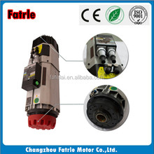 9.0 new design short nose high torque cnc spindle