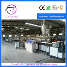 Inline Cylinder Round Drip Irrigation Pipe Making Machine/Extrusion/Production line