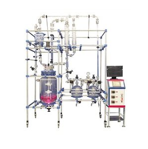 Low Price High-Tech 150L Chemical Synthesis Reactor for Lab or Pilot Plant