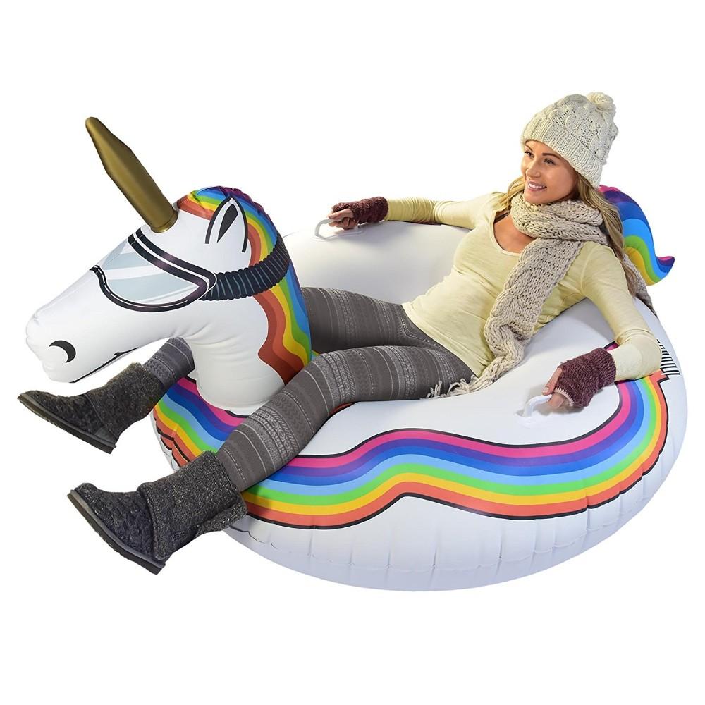 winter snow tube the ultimate sled toboggan buy. Black Bedroom Furniture Sets. Home Design Ideas