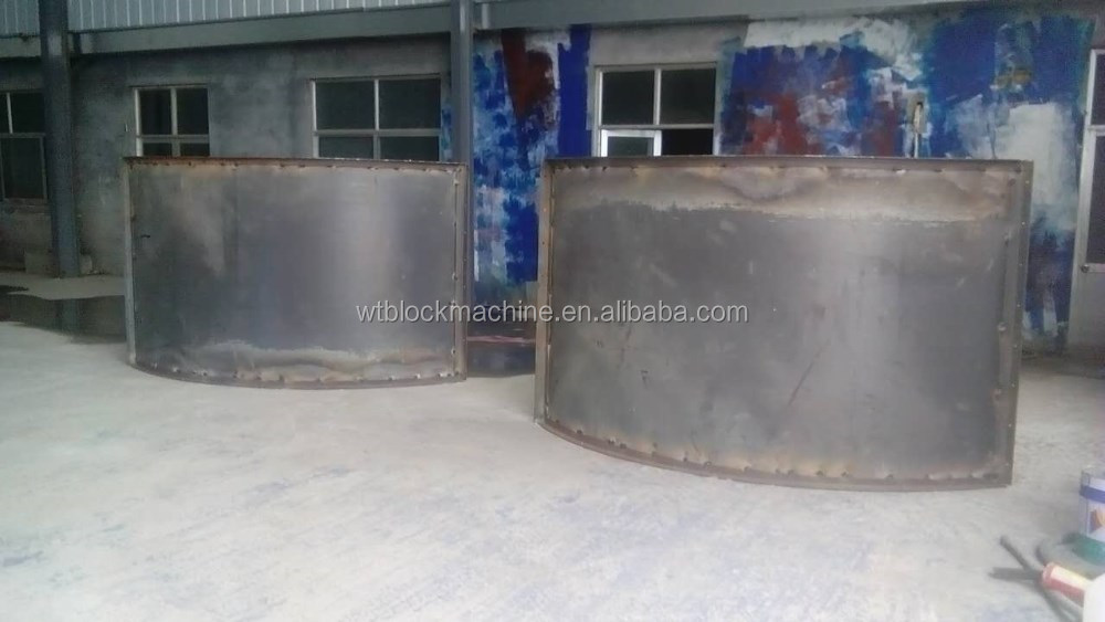 2016 Wante Brand Block Making Machinery---150ton Cement Silo In Pieces  Cement Bin Cement Bunker - Buy 150 Ton Cement Silo,Cement Silo In