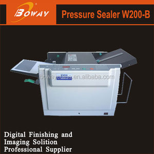 Examination Results AD Office Boway China W200-B OEM ODM Pressure Sealer