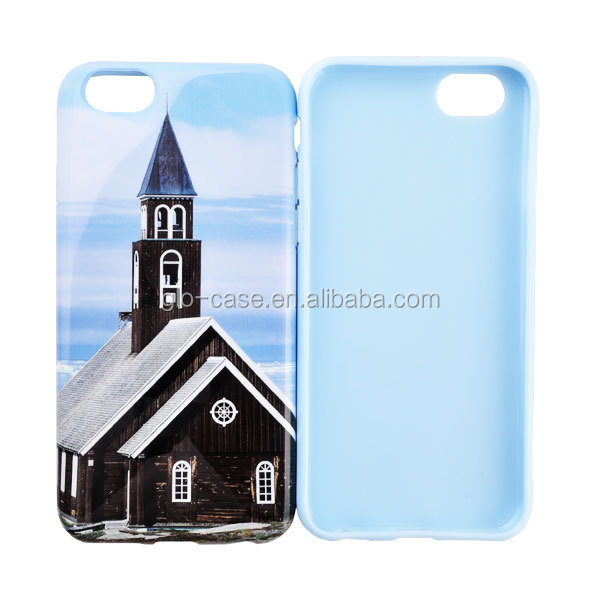 Custom Print IMD TPU Soft Gel Case for iPhone 6 , for iPhone 6 Accessories