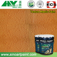 all types of artistry texture mastic paint/coating designs with wrinkle texture