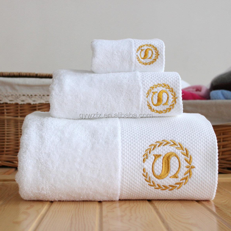 Wholesale Commercial cotton peri bath towels