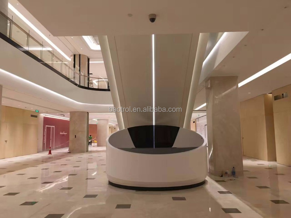 Quartz Stone Reception Desk : Newest quartz stone people reception counter super white