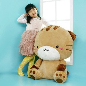 Big Size Cute Cat Plush Toy Buy Stuffed Catbig Size Catlife Size