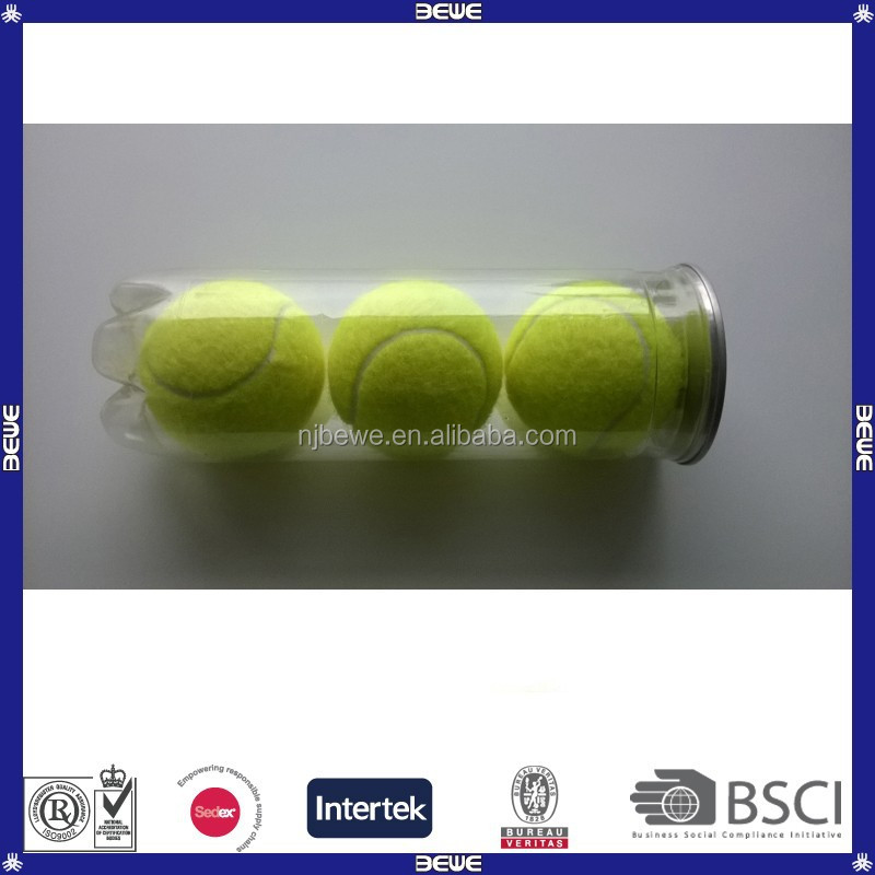 Hot china manufacture wholesale tennis ball cans