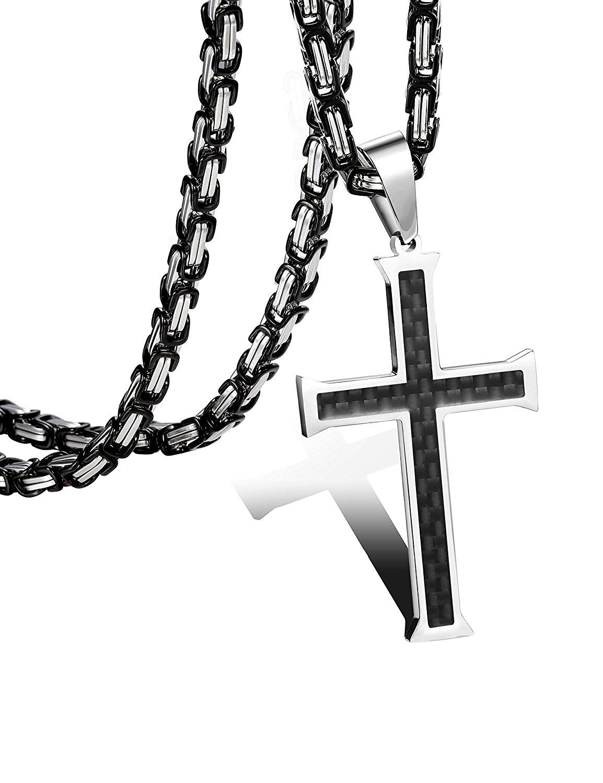 1daecd3b4a220 Cheap Carbon Fiber Cross Necklace, find Carbon Fiber Cross Necklace ...