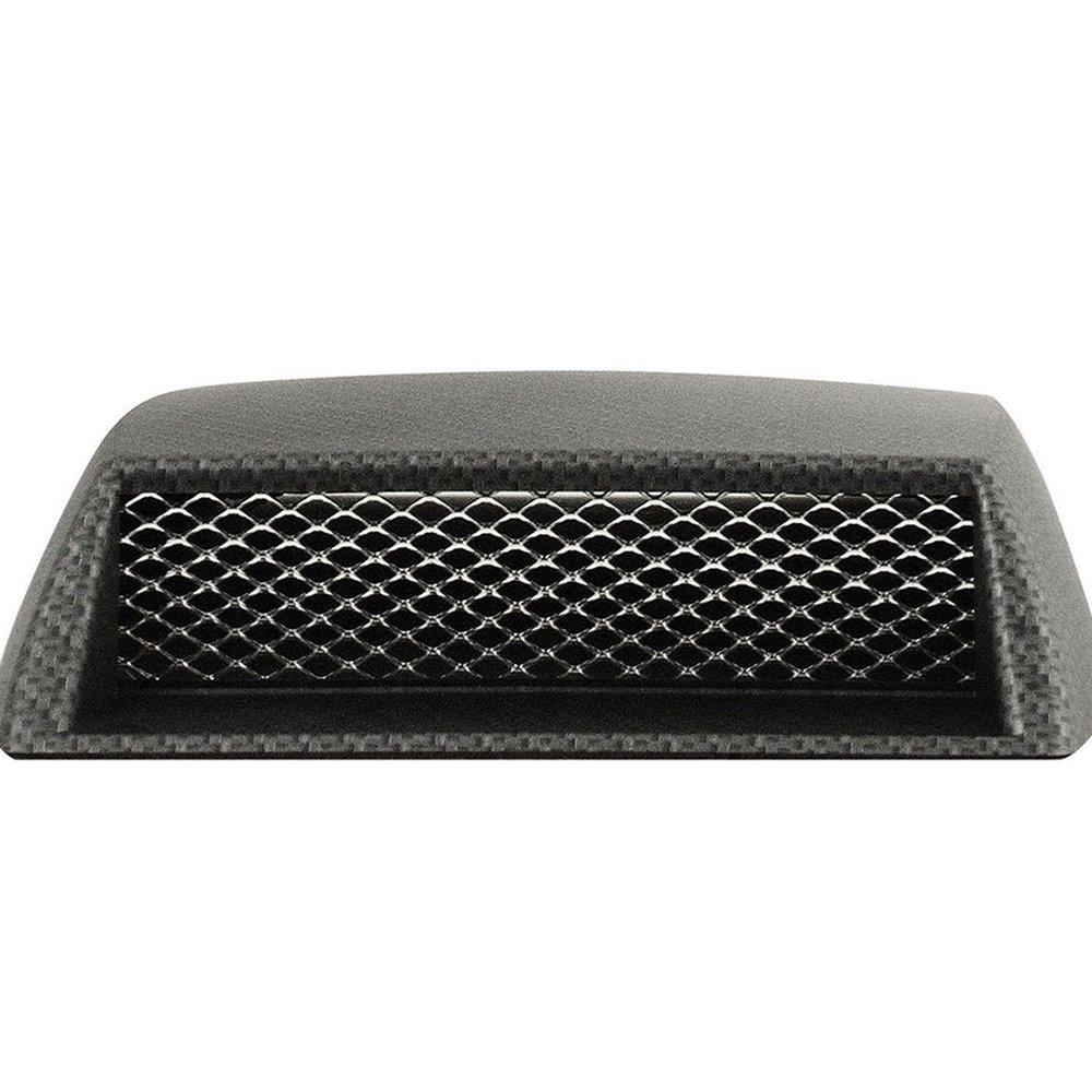 Pilot Automotive,Inc. Cz334df Carbon Fiber Hood Scoop
