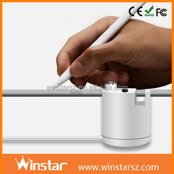 Aluminum Stand Charger Desktop Pen Holder For Apple Pencil Holder