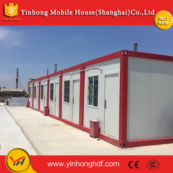 Construction Site Container Mobile Toilet