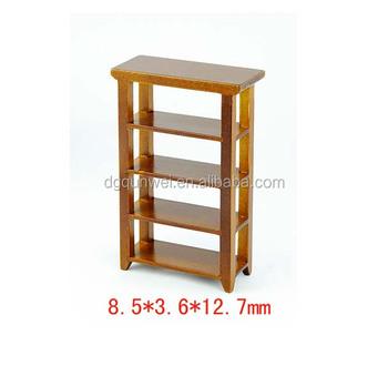 1 12 Dollhouse Miniature Wood Bedroom Furniture Kit Display Indoor