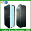 42U rack/electronics cabinet with cooling fan