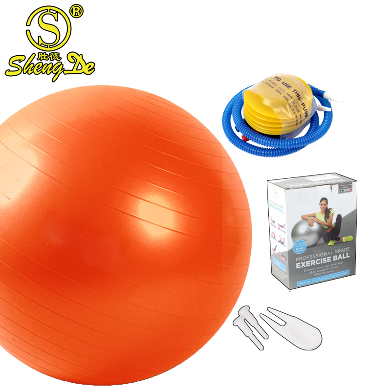 Physical therapy equipment fitness exercise <strong>yoga</strong> <strong>balls</strong> with custom logo