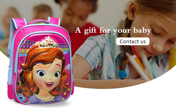 6b2366f1e3f8 2018 wholesale new design cute girl child backpacks kids school bags for  teenagers
