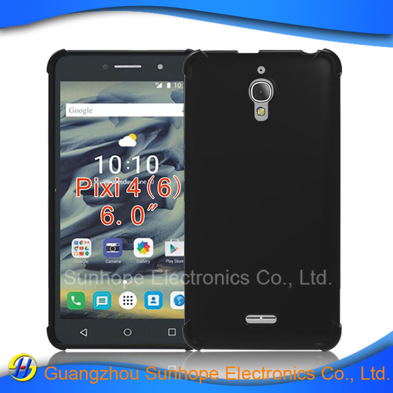 sports shoes 364dc 898e3 Alpha Design Collision Avoidance Antiskid Cell Phone Case For Alcatel Pixi  4 6inch Soft Cover - Buy Cell Phone Case For Alcatel Pixi 4 6inch,Skin For  ...