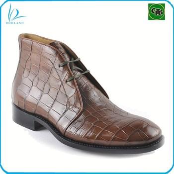 4c0711f43 Lujo Exótico Moda Zapatos De Cuero